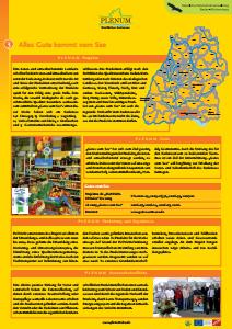 Bild der Titelseite der Publikation: 03 Regionalmarke Gutes vom See