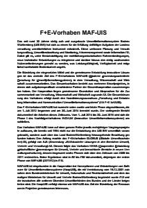 Bild der Titelseite der Publikation: Einführung
