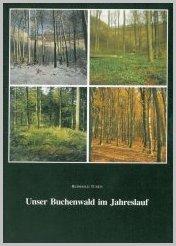 Bild der Titelseite der Publikation: Unser Buchenwald im Jahreslauf