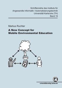 Bild der Titelseite der Publikation: A New Concept for Mobile Environmental Education