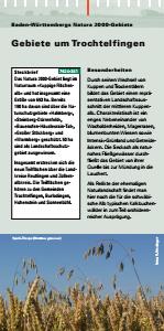 Bild der Titelseite der Publikation: Natura 2000 gemeinsam umsetzen - Gebiete um Trochtelfingen