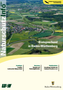Bild der Titelseite der Publikation: Naturschutz-Info 2017 Heft 2