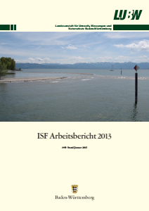Bild der Titelseite der Publikation: ISF Arbeitsbericht 2013