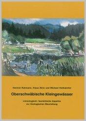Bild der Titelseite der Publikation: Oberschwäbische Kleingewässer