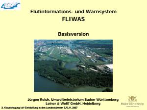 Bild der Titelseite der Publikation: IuK-Klausurtagung 2007 des LKT - FLIWAS