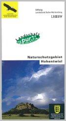 Bild der Titelseite der Publikation: Naturschutzgebiet Hohentwiel