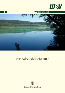 Bild der Titelseite der Publikation: ISF Arbeitsbericht 2017