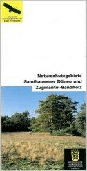 Bild der Titelseite der Publikation: Naturschutzgebiete Sandhausener Dünen und Zugmantel-Bandholz