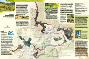 Bild der Titelseite der Publikation: Naturschätze in Steinheim am Albuch