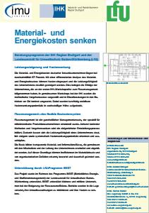Bild der Titelseite der Publikation: Konvoi-Projekt Robert Bosch GmbH