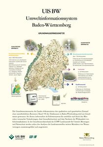 Bild der Titelseite der Publikation: Grundwassermessnetze
