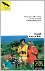 Bild der Titelseite der Publikation: Natur entdecken