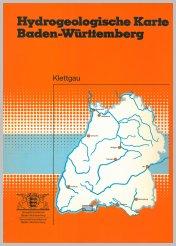 Bild der Titelseite der Publikation: Hydrogeologische Karte von Baden-Württemberg - Klettgau