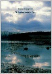 Bild der Titelseite der Publikation: Der Schmiechener See