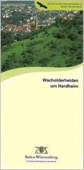 Bild der Titelseite der Publikation: Wacholderheiden um Hardheim
