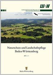 Bild der Titelseite der Publikation: Naturschutz und Landschaftspflege Baden-Württemberg. Bd. 76