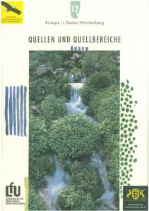 Bild der Titelseite der Publikation: Quellen und Quellbereiche