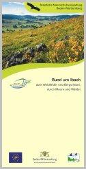 Bild der Titelseite der Publikation: Rund um Ibach