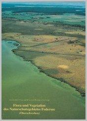 Bild der Titelseite der Publikation: Flora und Vegetation des Naturschutzgebietes Federsee (Oberschwaben)