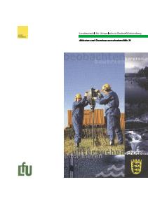 Bild der Titelseite der Publikation: Verfahren zur Steigerung des Schadstoffaustrages bei Bodenluftabsaugungen