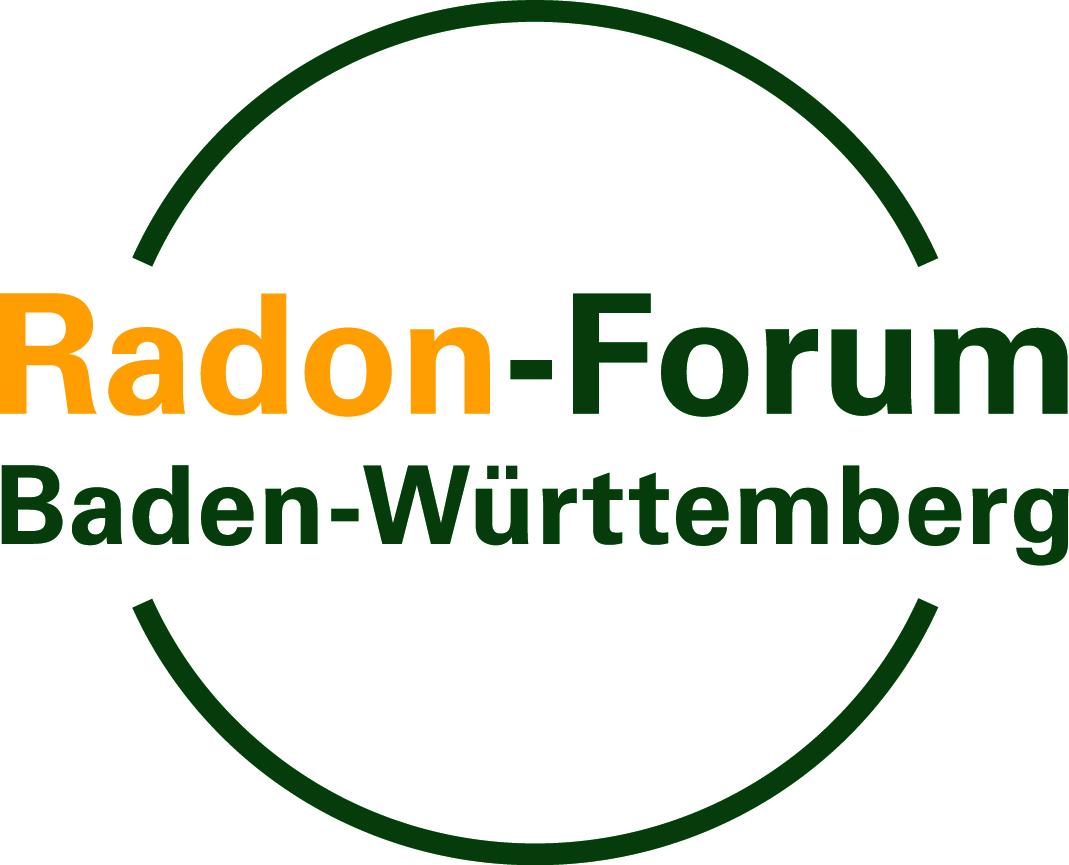 Bild der Titelseite der Publikation: 1. Fachtagung des Radon-Forums Baden-Württemberg - 28.04.2021