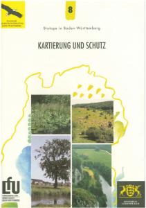Bild der Titelseite der Publikation: Kartierung und Schutz