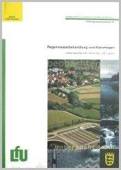 Bild der Titelseite der Publikation: Regenwasserbehandlung und Kläranlagen