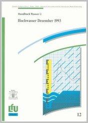 Bild der Titelseite der Publikation: Hochwasser Dezember 1983