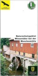 Bild der Titelseite der Publikation: Naturschutzgebiet Wiesentäler bei der Menzlesmühle