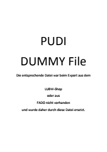 Bild der Titelseite der Publikation: Umweltmonitoring