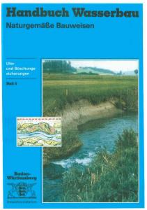 Bild der Titelseite der Publikation: Naturgemäße Bauweisen