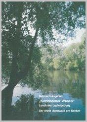 Bild der Titelseite der Publikation: Naturschutzgebiet Kirchheimer Wasen