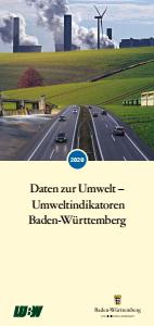 Daten zur Umwelt - Umweltindikatoren Baden-Württemberg 2020