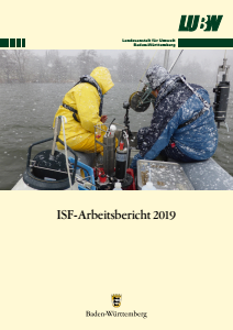 Bild der Titelseite der Publikation: ISF-Arbeitsbericht 2019